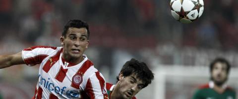Omar vraket Bundesliga for � f� spille i Hellas