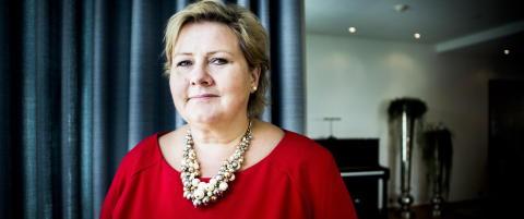 NRK-sjef blir r�dgiver for Erna