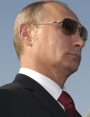 - Putin mente ikke at Russland  �kunne ta Kiev p� to uker�