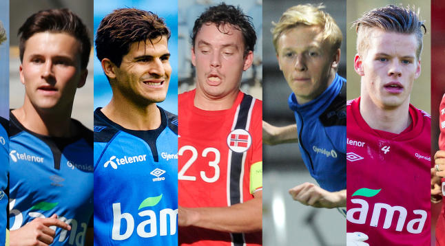 �n av disse blir H�gmo-Norges nye kaptein i dag