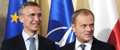 Putin, pengemangel, Midt�sten, opprusting, Middelhavet - er det rart om han f�r klodepine?