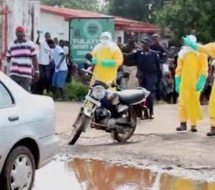 Ebola-pasient r�mte fra behandlingssenter: Skapte full panikk