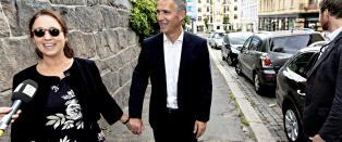 Kona til Jens blir Brussel-pendler