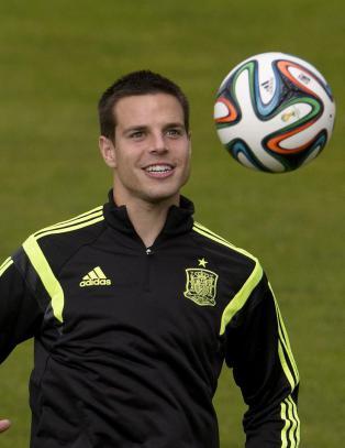 Azpilicueta skrev langtidskontrakt med Chelsea