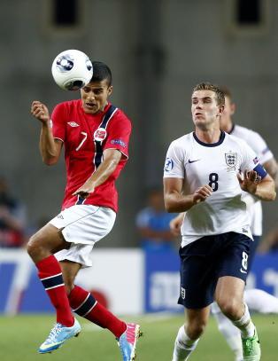 England-stjerne vil hevne seg p� norske unggutter: - Det var forferdelig