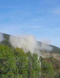 F�rste d�dsulykke p� ni �r med fjellsprengning