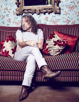 Robert Plant kjenner ingen musikalske grenser