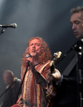 Robert Plant til �nye�  Notodden Blues