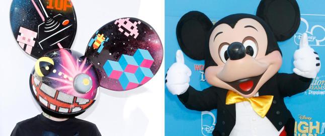 Disney g�r til angrep p� Deadmau5