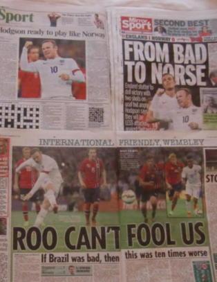 England slaktes: - Hvis VM i Brasil var ille, s� var dette ti ganger verre