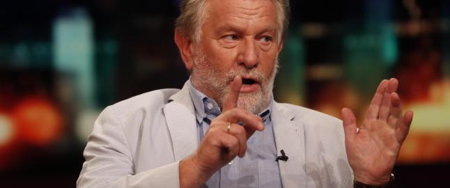 Hans-Wilhelm Steinfeld vurderte � bli trailersj�f�r etter NRK-oppsigelsen