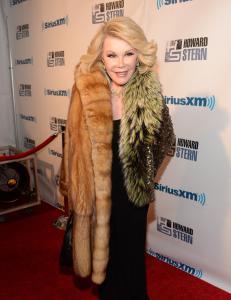 Slik ville Joan Rivers begraves: Med gr�tende Meryl Streep og Beyonc�-vindmaskin