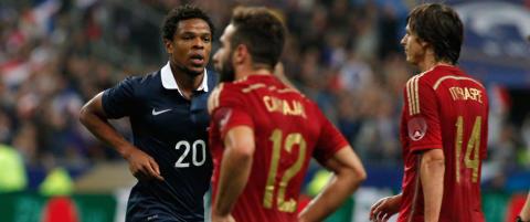 Nedturen fortsetter for Spania - Remy avgjorde for Frankrike