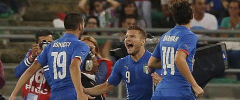 Tre italienere som kan senke Norge