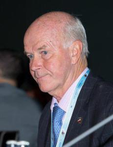 Han skulle gi seg i 2006. N� er Besseberg valgt til president til 2018