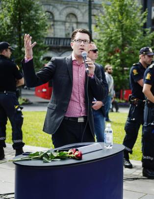 Sverigedemokraterna kan havne i mektig vippeposisjon