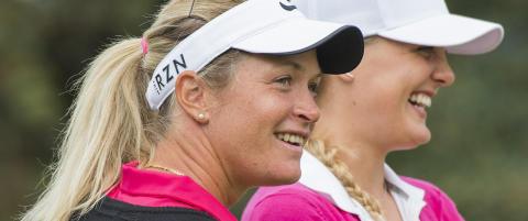 Tutta s�rget for golffest i Oslo med egen turnering
