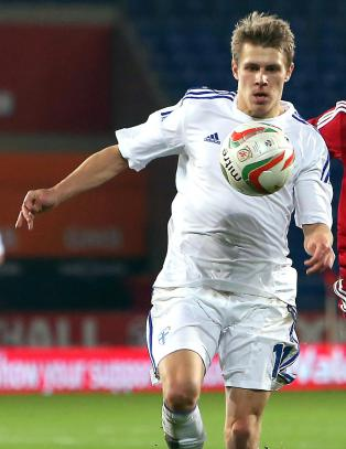 Rosenborg-spiss ble den store helten i nordisk duell