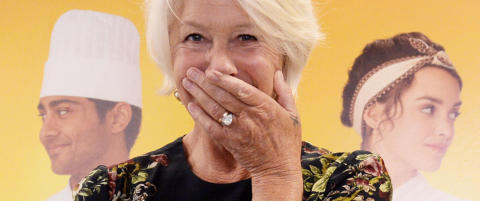 Helen Mirren (69): Hvorfor hacket ingen mine nakenbilder?