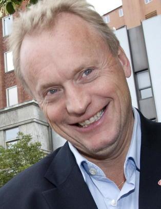 Oslo Ap b�r ha Raymond Johansen som toppkandidat alene