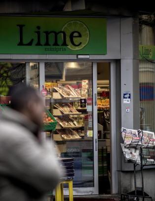 Fire Lime-butikker skimming-anmeldt