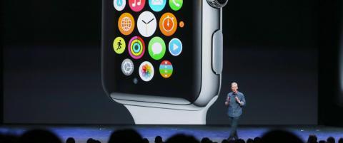 Slik er Apple Watch