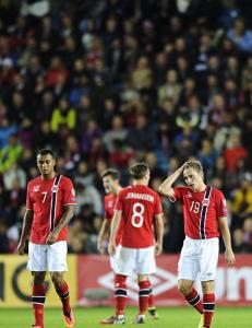 Norge er bak to Kongo-er p� Fifa-rankingen