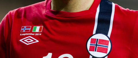 Norge skal spille i Nike fram til 2020