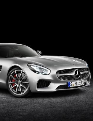 Ny dr�mmebil fra Mercedes