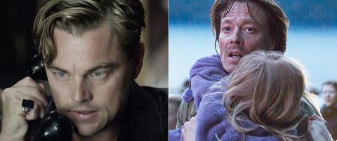 - Kristoffer Joner spiller mot Leonardo DiCaprio