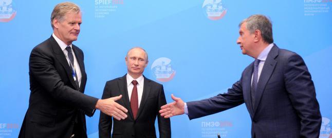 - USA og EU vurderer sanksjoner som tetter Tr�im og Fredriksens smutthull