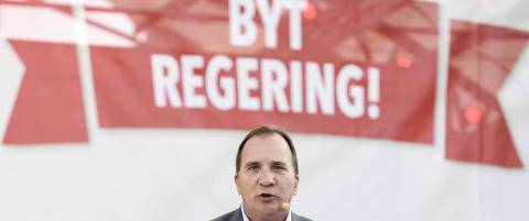 Det svenske valget kan peke framover p� hva Norge har i vente