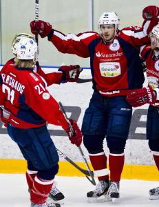 Forlik mellom L�renskog og ishockeyforbundet