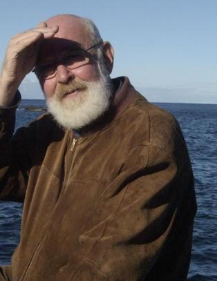 Kolbein Falkeid (80) med beskjeden visdom og indianerdr�mmer
