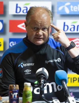 Visste H�gmo hva han gjorde har han Fotball-Norges st�rste baller