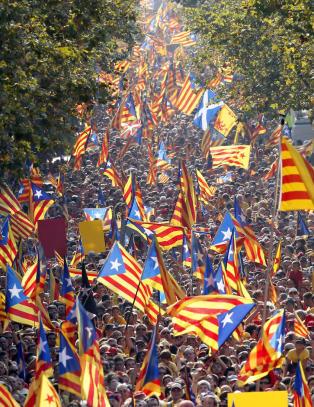 Kan Skottland, kan Catalonia!