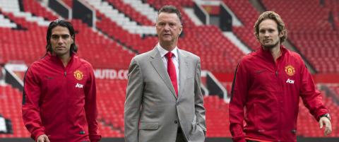 Fire spillere kan f� sin debut for Manchester United i helga
