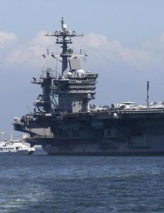 To jagerfly styrtet i Stillehavet