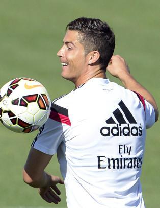 Advarer de regjerende mesterne: - Cristiano er i toppslag