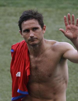 Lampard kan f� City-debut mot Arsenal