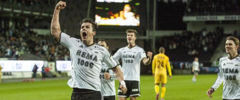 Rosenborg snudde til seier mot Glimt
