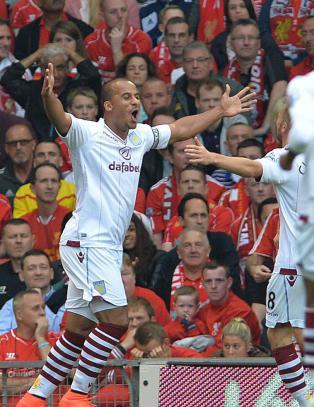 Agbonlahors tidlige scoring rystet Anfield