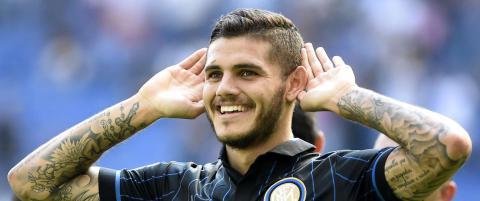Inter knuste Sassuolo hele 7-0
