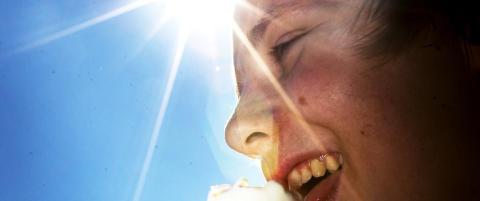 Spenn deg fast i solstolen: Sommerv�ret fortsetter!