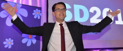 N�r svenske media og politikarar reagerer med djup uro p� Sverigedemokraternas vekst, er det faktisk fordi det er djupt urovekkjande