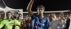 Lokalpolitiker kalte Ronaldinho ape p� grunn av trafikkork