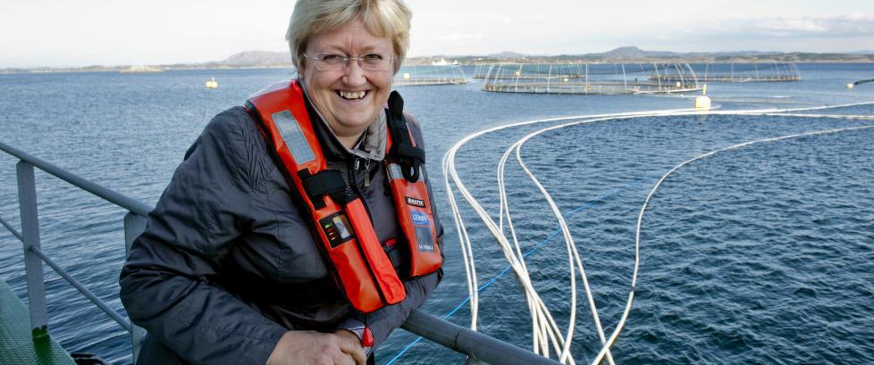 Husker du ikke hva fiskeriministeren heter?