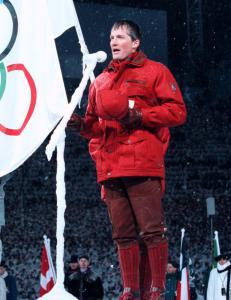Stoppet nesten Lillehammer-1994. N� vil Vegard Ulvang ha OL-2022 i Oslo.