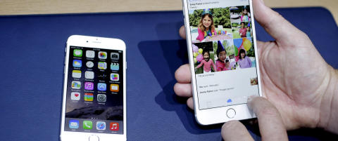 Fire millioner bestillinger p� Iphone 6