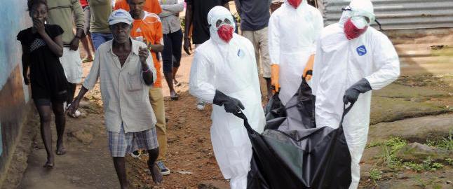 100 mini-sykehus, 400 000 pleiesett og 3000 soldater skal utrydde d�dsviruset
